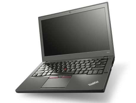 """12,5"""" ultrabook Lenovo TP X250, černá"""