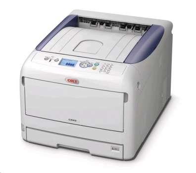 Tiskárna laserová Oki C831dn