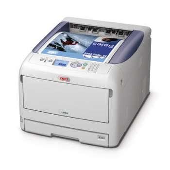 Tiskárna laserová Oki C822dn