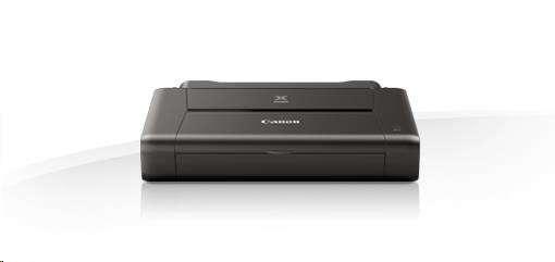 Tiskárna inkoustová Canon IP110 s baterii