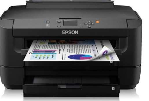 Tiskárna inkoustová Epson WorkForce WF-7110DTW