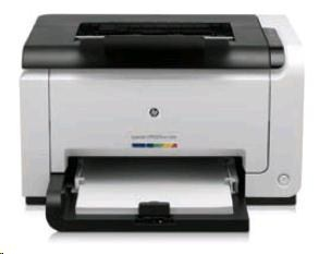 Tiskárna laserová HP Color LaserJet Pro CP1025