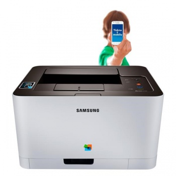 Tiskárna laserová Samsung SL-C430