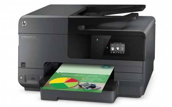 Multifunkce inkoustová HP All-in-One Officejet Pro 8610