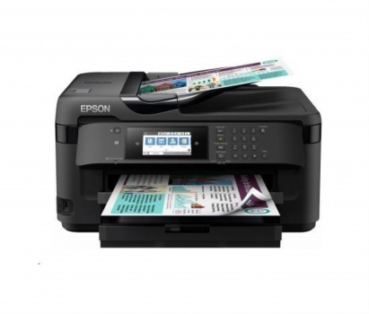 Multifunkce inkoustová Epson WorkForce WF-7610DWF