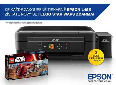Multifunkce inkoustová Epson L455