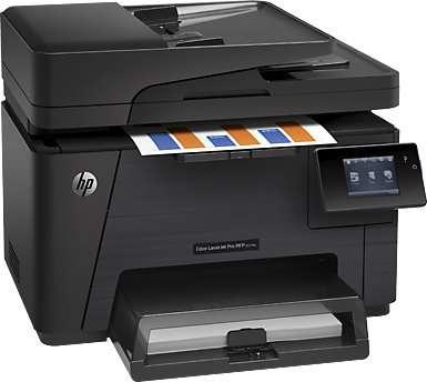 Multifunkce laserová HP Color LaserJet Pro MFP M177fw