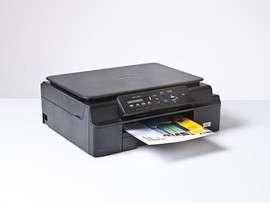Multifunkce inkoustová Brother DCP-J100