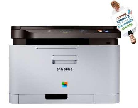Multifunkce laserová Samsung SL-C480W