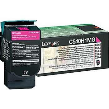 Toner Lexmark C540H1MG - purpurový