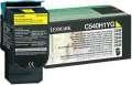 Toner Lexmark C540H1YG - žlutá