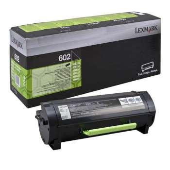 Toner Lexmark 60F2000 - černý