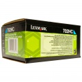 Toner Lexmark 70C2HC0 - azurový