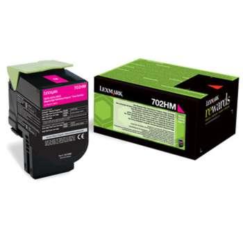 Toner Lexmark 70C2HM0 - purpurová