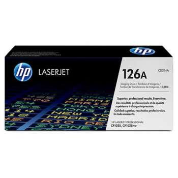 Fotoválec HP CE314A/126A - černý