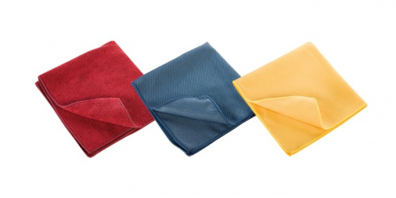 Dárek: TESCOMA utěrky do domácnosti CLEAN KIT ZDARMA