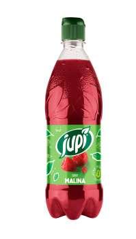 Sirup Jupí - malina, 0,7 l