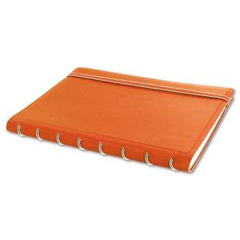 Zápisník Filofax Notebook - A5, linkovaný, oranžový