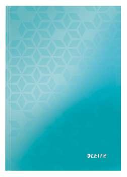 Zápisník Leitz WOW - A5, linkovaný, ledově modrý