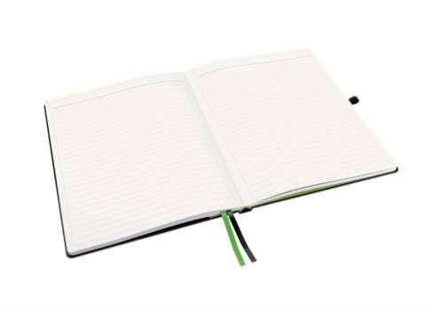 Zápisník Leitz Complete - velikost iPAD,linka, černý