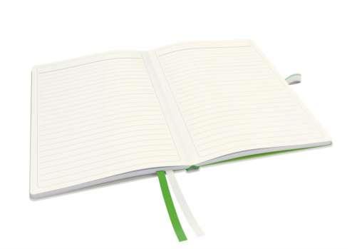 Zápisník Leitz Complete - A5, linka, bílý
