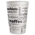 Jednorázový kelímek na kávu a čaj - papírový, 300 ml