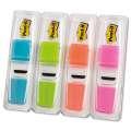 Záložky Post-it - pastelové, mix 4 barev