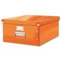 Box CLICK-N-STORE A3, WOW - oranžový