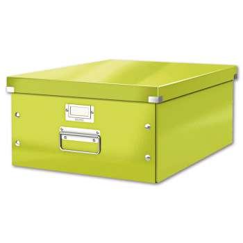 Box CLICK-N-STORE A3, WOW - zelený