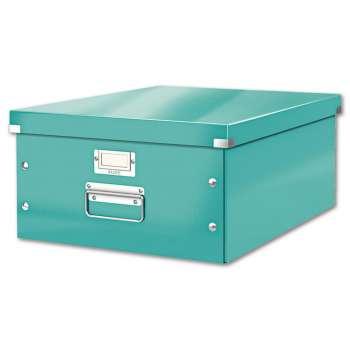 Box CLICK-N-STORE A3, WOW - ledově modrá