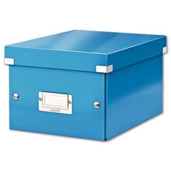 Box CLICK-N-STORE WOW - A5, modrý