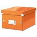 Box CLICK-N-STORE WOW - A5, oranžový