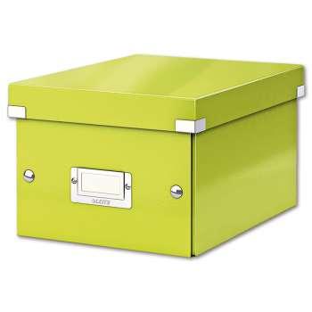 Box CLICK-N-STORE WOW - A5, zelený
