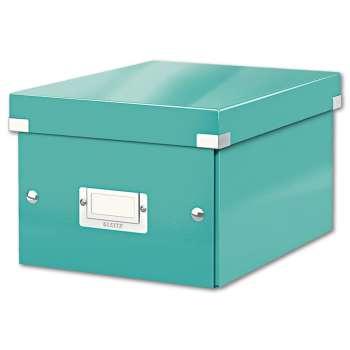 Box CLICK-N-STORE WOW - A5, ledově modrá