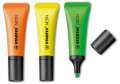 Zvýrazňovač Stabilo Neon - sada 3 barev