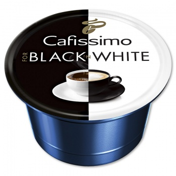 Kapsle Cafissimo - Coffee  Black n white, 10 ks