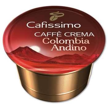 Kapsle Cafissimo - Caffé Crema Colombia Andino, 10 ks