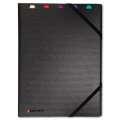 Katalogová kniha Exaview - A4, 30 kapes, černá