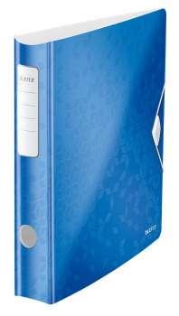 Active mobilní pákový pořadač WOW - modrá