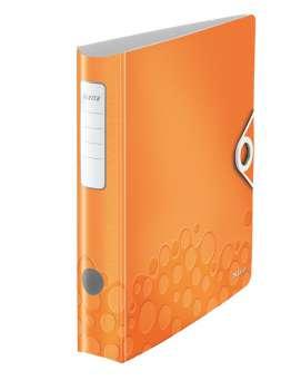 Active mobilní pákový pořadač WOW - oranžová
