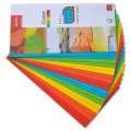 Barevné samolepící obálky C6/5 - 20 ks
