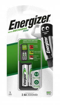 Nabíječka přednabitá Energizer Mini