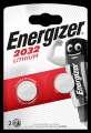 Knoflíková lithiová baterie Energizer CR2032, 3V