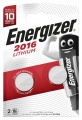 Baterie Energizer CR2016 (knoflíková, lithiová)-3V