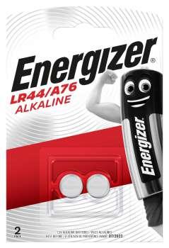 Baterie Energizer LR44 /A76 (knoflíková) - 1,5 V