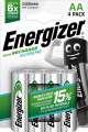 Nabíjecí přednabité baterie Energizer Extreme 1,2 V typ AA