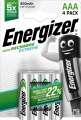 Nabíjecí přednabité baterie Energizer Extreme 1,2 V typ AAA