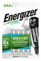 Přednabité baterie Energizer Extreme 1,2 V typ AAA