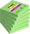 Bločky Post-it Super Sticky 76 x 76 mm - chřestová