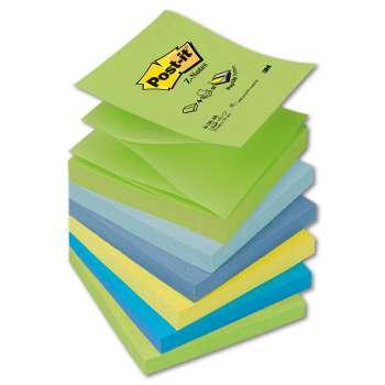 Z-bločky Post-it - mix snivých barev, 6 ks